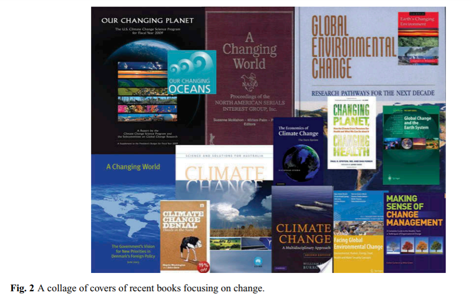 Climate Change: A Multidisciplinary Approach